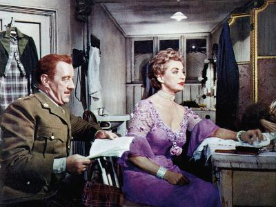 Tunes Of Glory, Alec Guinness, Kay Walsh, 1960