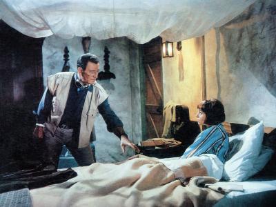 Hatari!, John Wayne, Elsa Martinelli, 1962