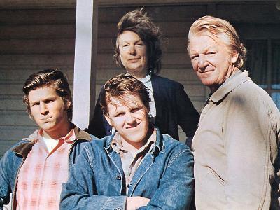 The Last American Hero, Jeff Bridges, Gary Busey, Geraldine Fitzgerald, Art Lund, 1973