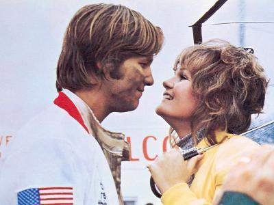 The Last American Hero, Jeff Bridges, Valerie Perrine, 1973