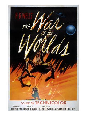 War Of The Worlds, Ann Robinson, Gene Barry, 1953