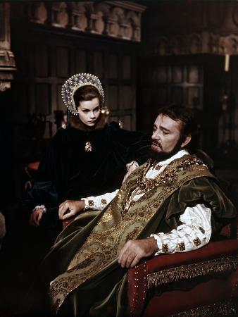 Anne Of The Thousand Days, Genevieve Bujold, Richard Burton, 1969