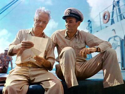 Mister Roberts, William Powell, Henry Fonda, 1955