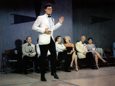 The Nutty Professor, Jerry Lewis, 1963