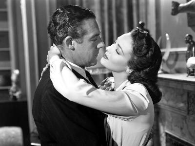 A Letter To Three Wives, Paul Douglas, Linda Darnell, 1949