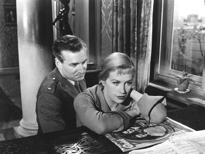 The Man Between, Geoffrey Toone, Hildegarde Knef, 1953