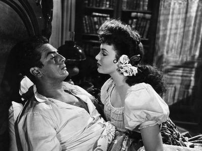 My Darling Clementine, Victor Mature, Linda Darnell, 1946