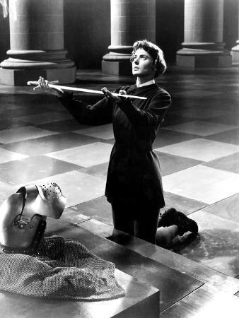 Joan Of Arc, Ingrid Bergman, 1948
