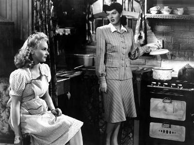 My Sister Eileen, Janet Blair, Rosalind Russell, 1942