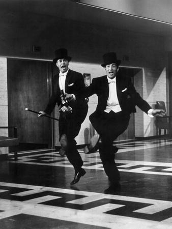 Living It Up, Jerry Lewis, Dean Martin, 1954