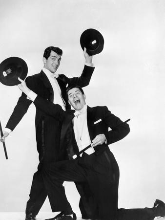Living It Up, Dean Martin, Jerry Lewis, 1954