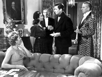 Man Hunt, John Carradine, Joan Bennett, Walter Pidgeon, 1941