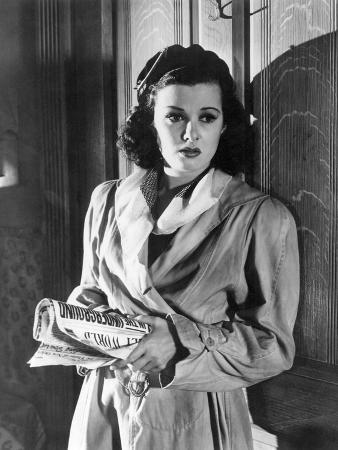 Man Hunt, Joan Bennett, 1941