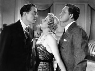 Libeled Lady, William Powell, Jean Harlow, Spencer Tracy, 1936