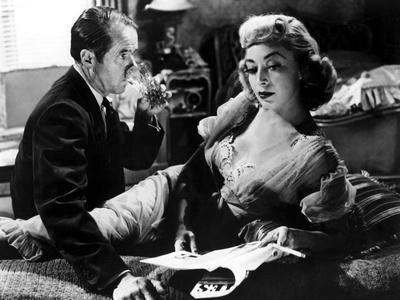 The Killing, Elisha Cook Jr., Marie Windsor, 1956