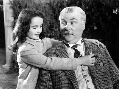 Lassie Come Home, Elizabeth Taylor, Nigel Bruce, 1943