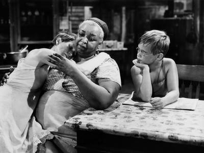 Member Of The Wedding, Julie Harris, Ethel Waters, Brandon De Wilde, 1952