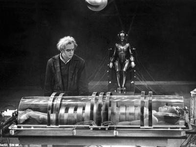Metropolis, Rudolf Klein-Rogge, Brigitte Helm, 1927