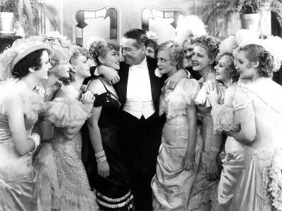 The Merry Widow, Maurice Chevalier, 1934