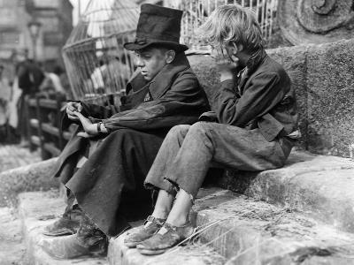 Oliver Twist, Anthony Newley, John Howard Davies, 1948