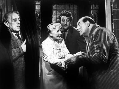 The Ladykillers, Alec Guinness, Katie Johnson, Peter Sellers, Danny Green, 1955