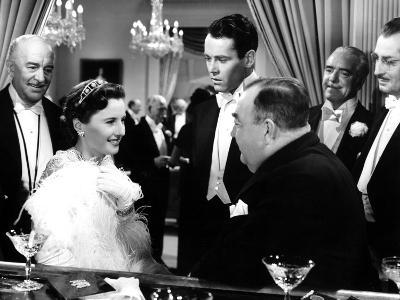 The Lady Eve, Barbara Stanwyck, Henry Fonda, Eugene Pallette, 1941