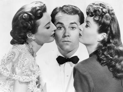 The Lady Eve, Barbara Stanwyck, Henry Fonda, 1941
