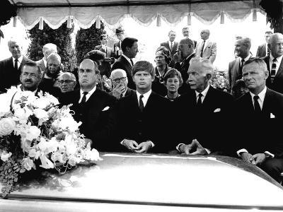 The Loved One, Robert Morley, Robert Morse, Alan Napier, 1965