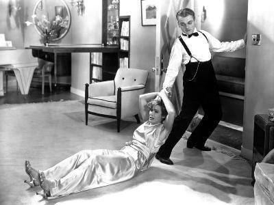 Lady Killer, Mae Clarke, James Cagney, 1933