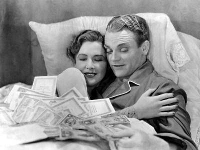 Lady Killer, Mae Clarke, James Cagney, 1933