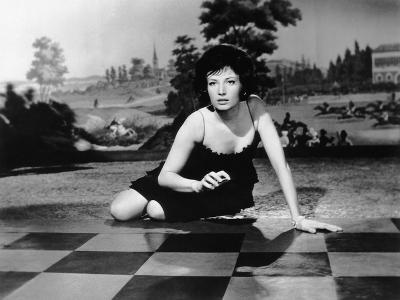 La Notte, (aka The Night), Monica Vitti, 1961