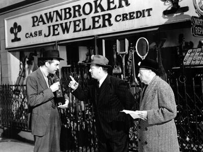 The Lost Weekend, Ray Milland, Lester Sharpe, Bertram Warburgh, 1945