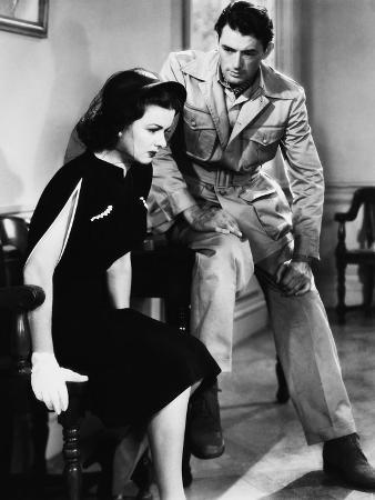 The Macomber Affair, Joan Bennett, Gregory Peck, 1947