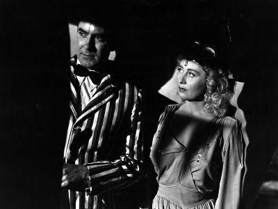 Nightmare Alley, Tyrone Power, Joan Blondell, 1947