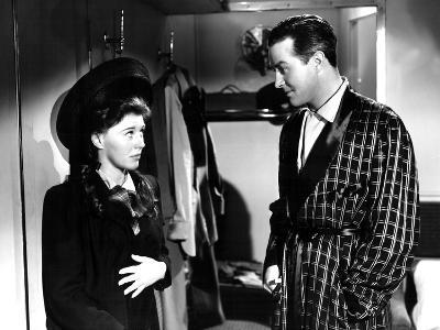 The Major And The Minor, Ginger Rogers, Ray Milland, 1942