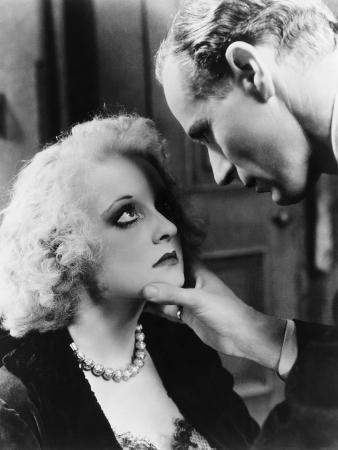Of Human Bondage, Bette Davis, Leslie Howard, 1934