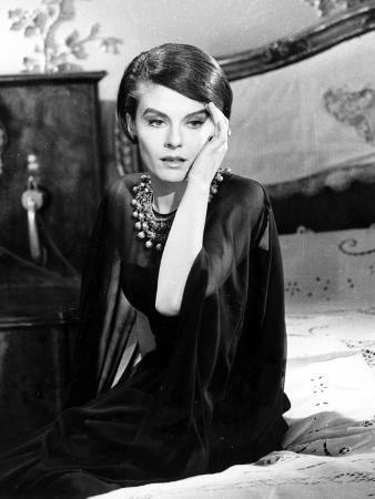 Last Year At Marienbad, (AKA L'Annee Derniere A Marienbad), Delphine Seyrig, 1961