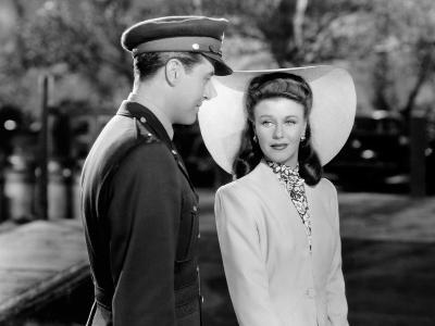 The Major And The Minor, Ray Milland, Ginger Rogers, 1942