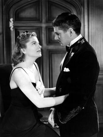 Rebecca, Joan Fontaine, Laurence Olivier, 1940