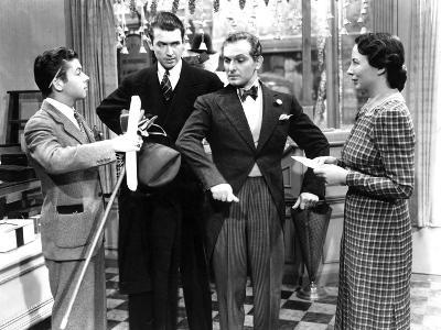 The Shop Around The Corner, William Tracy, James Stewart, Joseph Schildkraut, Sara Haden, 1940