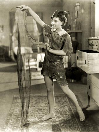 Peter Pan, Betty Bronson, 1924