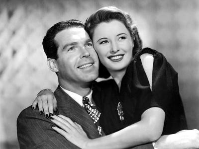 Remember The Night, Fred MacMurray, Barbara Stanwyck, 1940