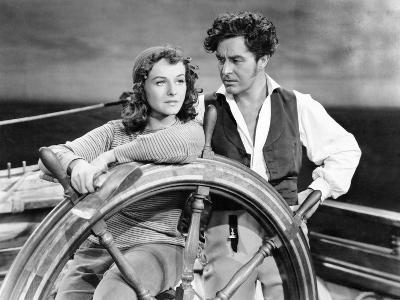 Reap The Wild Wind, Paulette Goddard, Ray Milland, 1942