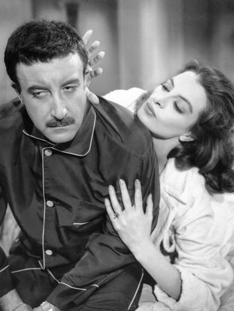 The Pink Panther, Peter Sellers, Capucine, 1963