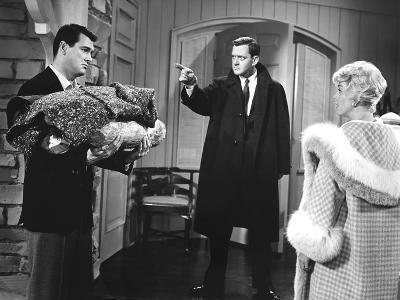 Pillow Talk, Rock Hudson, Tony Randall, Doris Day, 1959