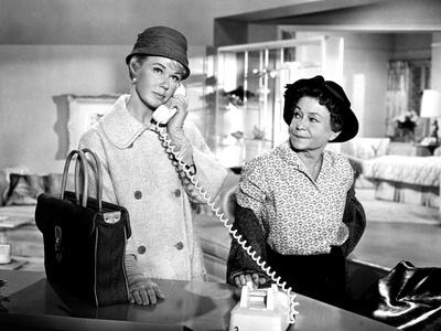 Pillow Talk, Doris Day, Thelma Ritter, 1959