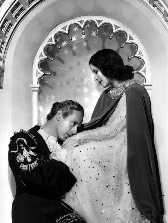 Romeo And Juliet, Leslie Howard, Norma Shearer, 1936