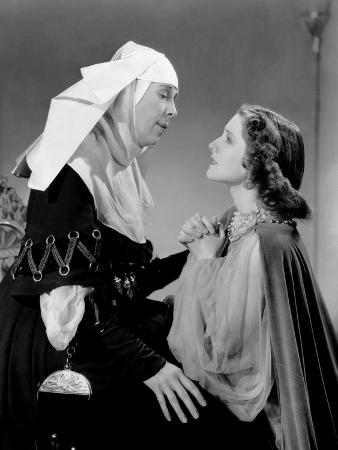 Romeo And Juliet, Edna May Oliver, Norma Shearer, 1936