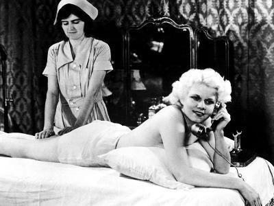Platinum Blonde, Jean Harlow, 1931