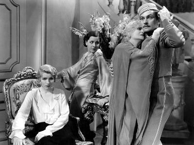 Royal Family Of Broadway, Ina Claire, Mary Brian, Henrietta Crosman, Fredric March, 1930